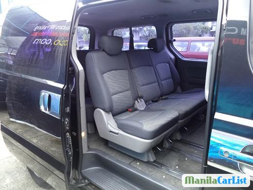 Pictures of Hyundai Starex Manual 2008