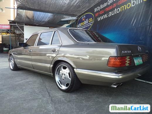 Picture of Mercedes Benz Automatic 1988