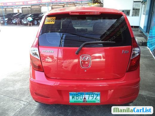 Picture of Hyundai Getz Automatic 2013