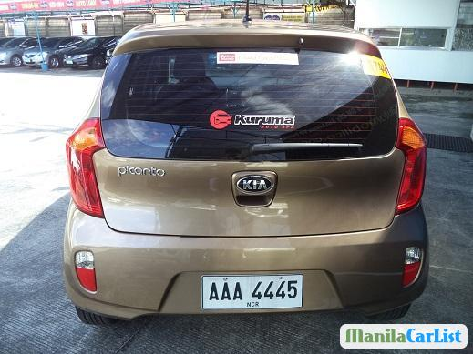 Pictures of Kia Picanto Manual 2014