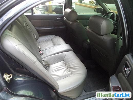 Pictures of Nissan Cefiro Automatic 2001