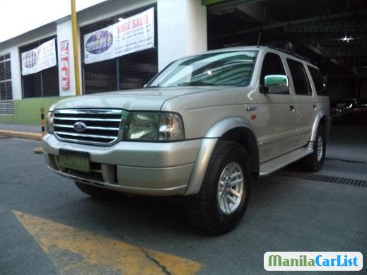 Picture of Ford Everest Automatic 2005