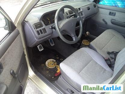Picture of Toyota Revo Manual 2004