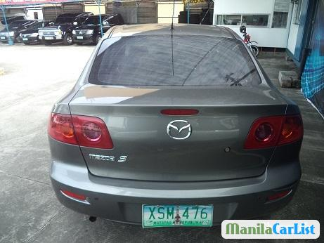 Pictures of Mazda Mazda3 Automatic 2004