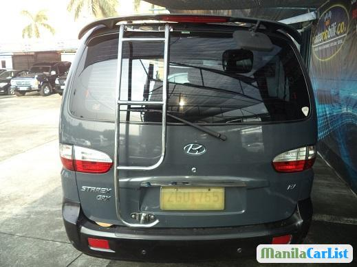Pictures of Hyundai Starex Automatic 2007