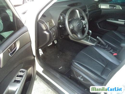 Picture of Subaru Forester Automatic 2010