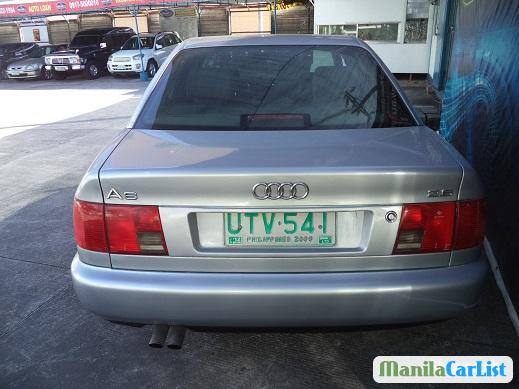 Pictures of Audi A6 Automatic 1997