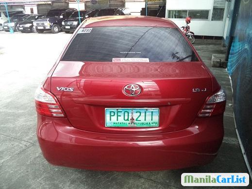 Picture of Toyota Vios Manual 2011