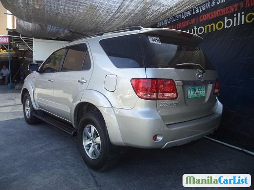 Picture of Toyota Fortuner Automatic 2005