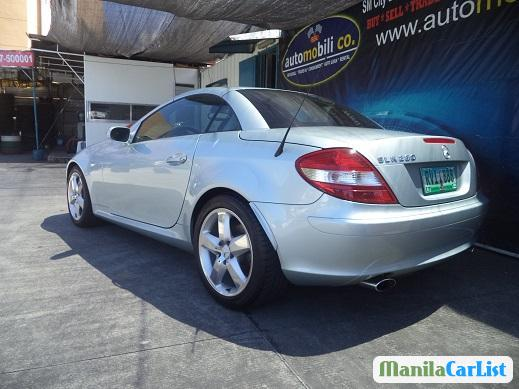 Pictures of Mercedes Benz SLK-Class Automatic 2006