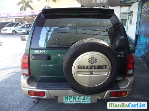 Picture of Suzuki Grand Vitara Automatic 2000