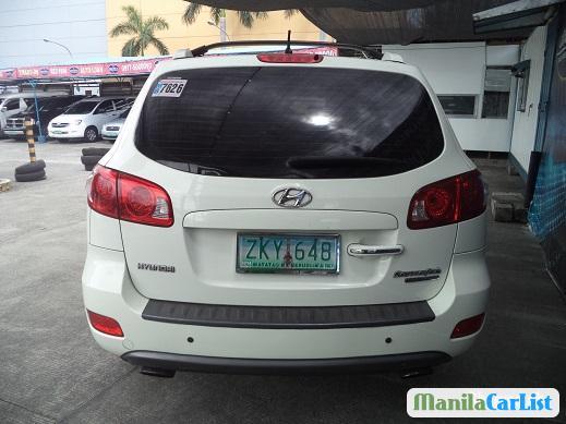 Picture of Hyundai Santa Fe Automatic 2007