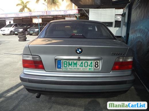 Picture of BMW 3 Series Manual 1998