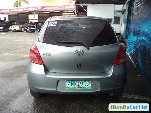 Picture of Toyota Yaris Manual 2008