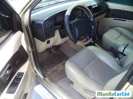 Pictures of Isuzu Crosswind Sportivo Manual 2008