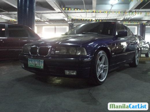 Pictures of BMW 3 Series Manual 1999