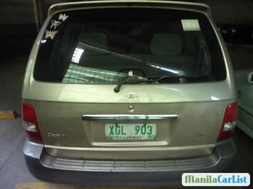 Picture of Kia Sedona Automatic 2003