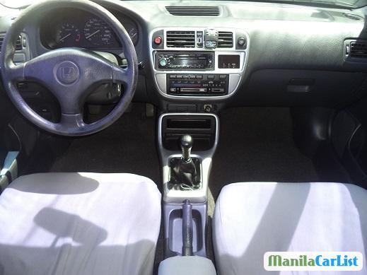Picture of Honda Civic Manual 2001