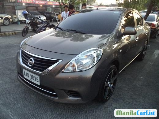 Picture of Nissan Almera Automatic 2014