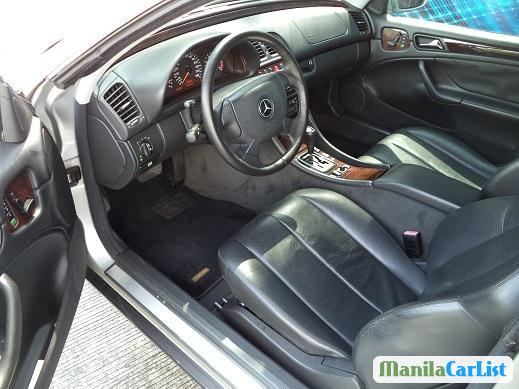 Picture of Mercedes Benz CLK-Class Automatic 1997