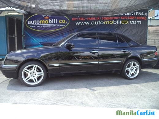 Pictures of Mercedes Benz E-Class Automatic 1997