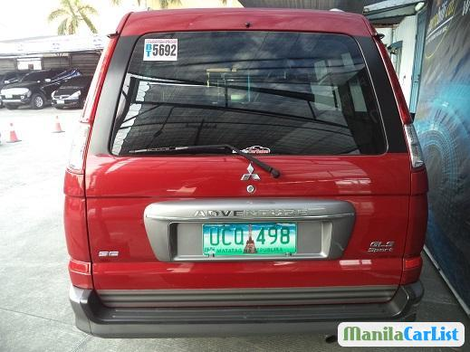 Pictures of Mitsubishi Adventure Manual 2012