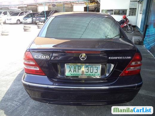 Picture of Mercedes Benz C-Class Automatic 2002