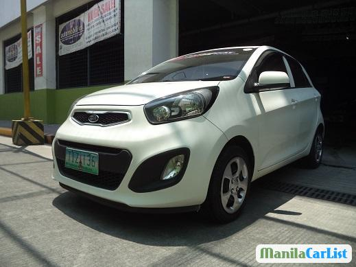 Pictures of Kia Picanto Manual 2012