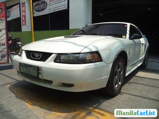Picture of Ford Mustang Automatic 2002
