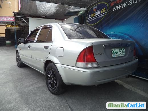 Picture of Ford Lynx Manual 2000