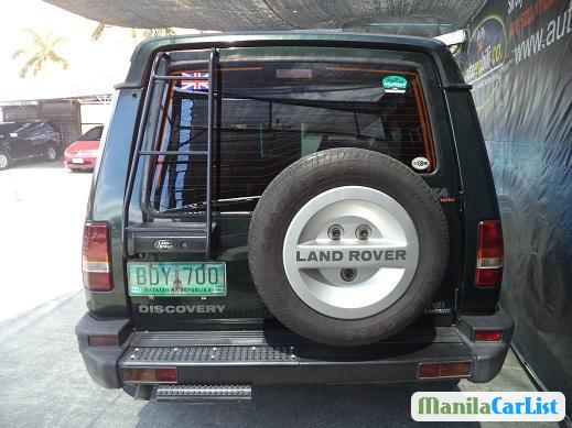 Pictures of Land Rover Discovery Automatic 1997