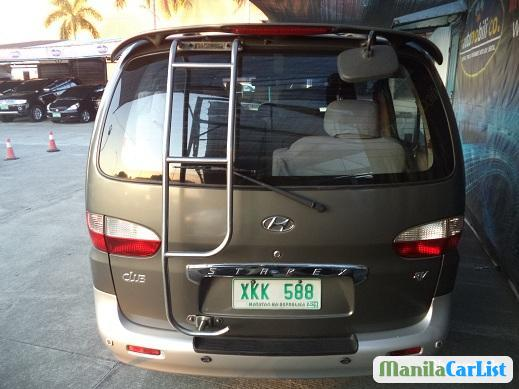 Picture of Hyundai Starex Automatic 2003