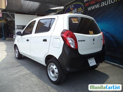 Picture of Suzuki Alto Manual 2014