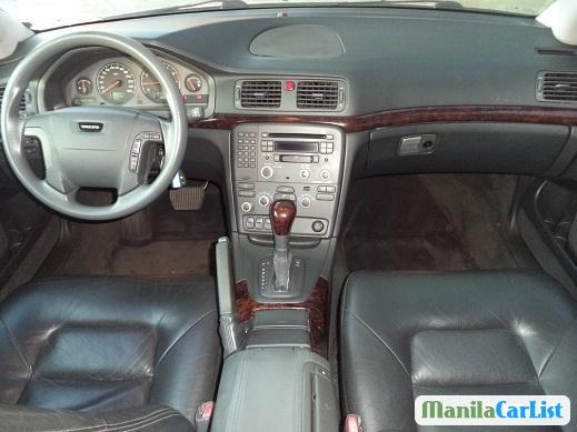 Pictures of Volvo S80 Automatic 2004