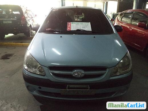 Picture of Hyundai Getz Manual 2007