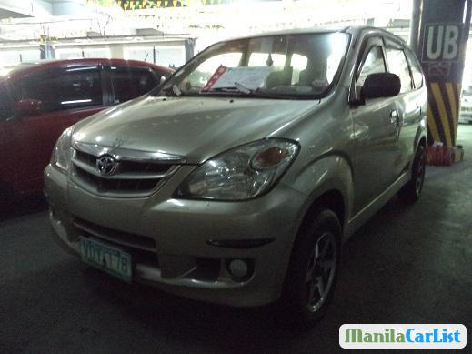 Picture of Toyota Avanza Manual 2008