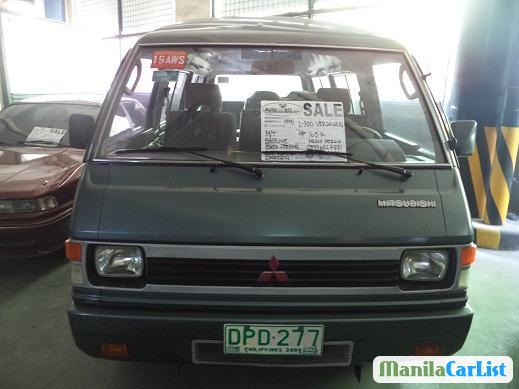 Picture of Mitsubishi L300 Manual 1995