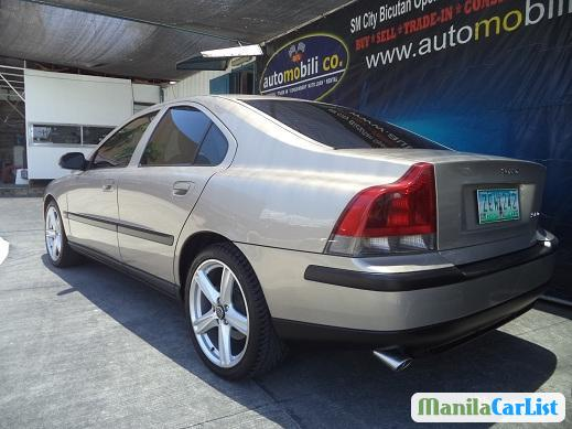 Pictures of Volvo S60 Automatic 2002