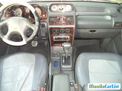 Pictures of Mitsubishi Pajero Automatic 2003