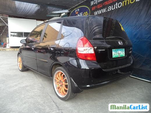 Pictures of Honda Jazz Automatic 2005