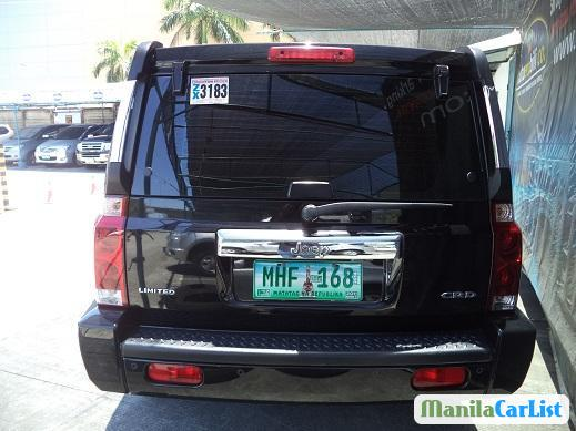 Pictures of Jeep Commander Automatic 2010