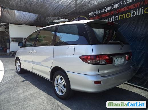 Picture of Toyota Previa Automatic 2004