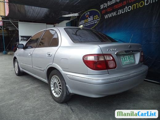 Pictures of Nissan Sentra Automatic 2002