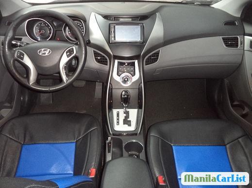 Hyundai Elantra Automatic 2011 - image 1