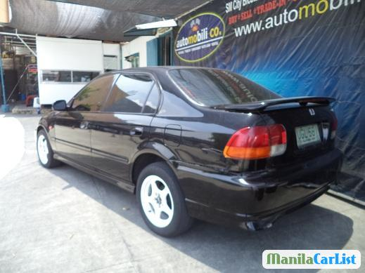Picture of Honda Civic Automatic 1996