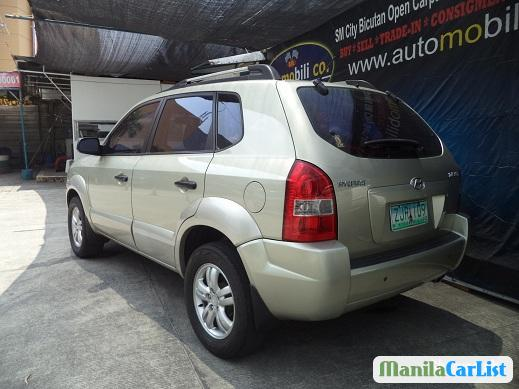 Pictures of Hyundai Tucson Manual 2007