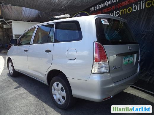 Picture of Toyota Innova Manual 2010