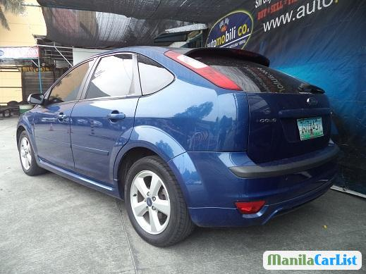 Picture of Ford Focus Manual 2007