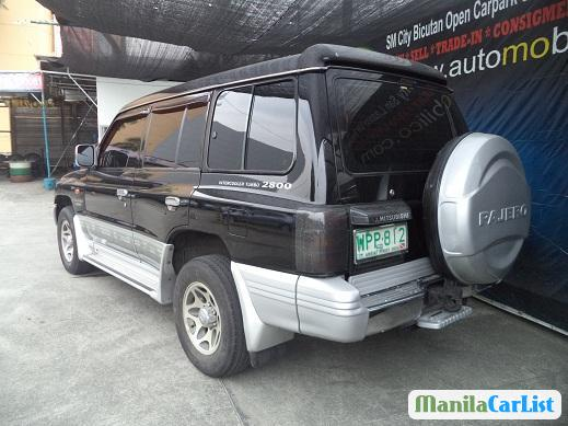 Picture of Mitsubishi Pajero Automatic 2000