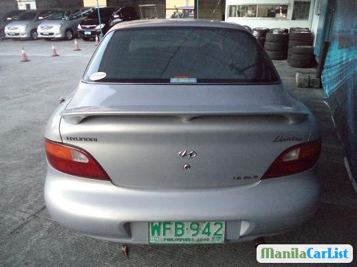 Pictures of Hyundai Elantra Manual 1999